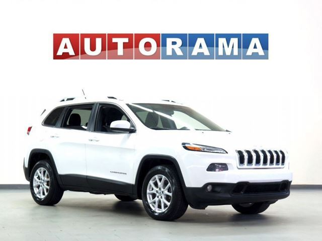 2014 Jeep Cherokee 4WD in North York, Ontario