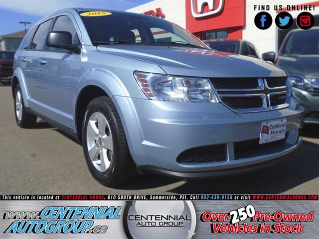 2013 Dodge Journey CVPSE Plus in Summerside, Prince Edward Island