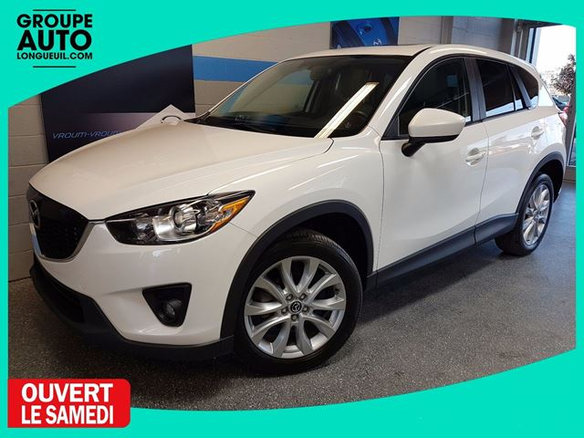 2015 Mazda CX-5 GT CUIR TOIT OUVRANT in Longueuil, Quebec