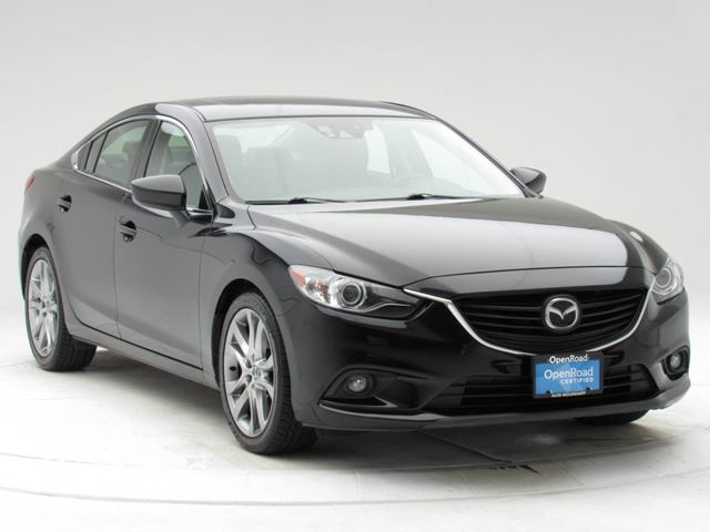 2014 MAZDA MAZDA6 4dr Sdn 2.5L Auto GT FULLY LOADED in Vancouver, British Columbia