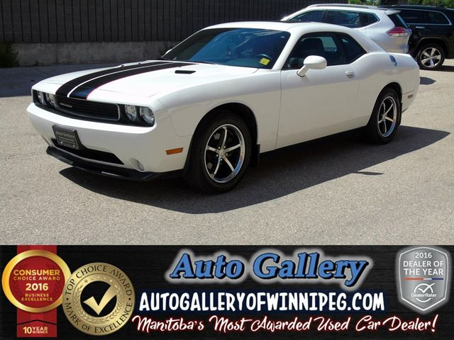 2013 DODGE CHALLENGER *Lthr/Roof in Winnipeg, Manitoba