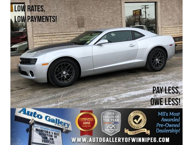 2011 CHEVROLET CAMARO 1LS *Low Price! in Winnipeg, Manitoba