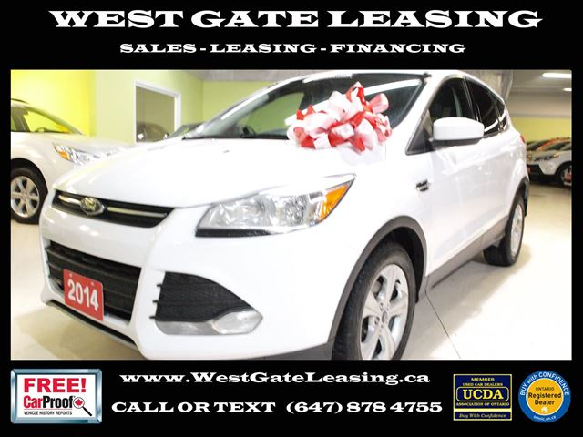 2014 Ford Escape SE  BACK UP CAMERA   in Vaughan, Ontario