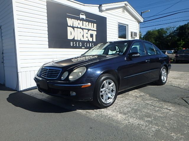 2004 Mercedes-Benz E-Class SEDAN E320 4 MATIC 3.2 L in Halifax, Nova Scotia