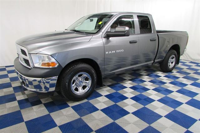 2011 DODGE RAM 1500 ST 4X4/ALLOYS/ A/C/GREAT PRICE!! in Winnipeg, Manitoba