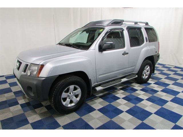 2011 NISSAN XTERRA S AWD/ALLOYS/CLEAN HISTORY/GREAT PRICE! in Winnipeg, Manitoba
