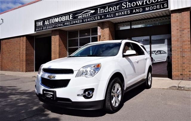 2011 CHEVROLET EQUINOX AWD 1LT NO ACCIDENT in Mississauga, Ontario