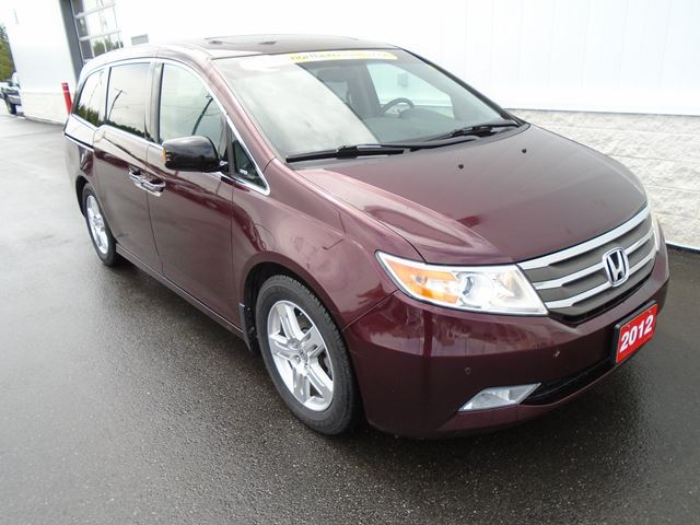 2012 Honda Odyssey Touring in North Bay, Ontario