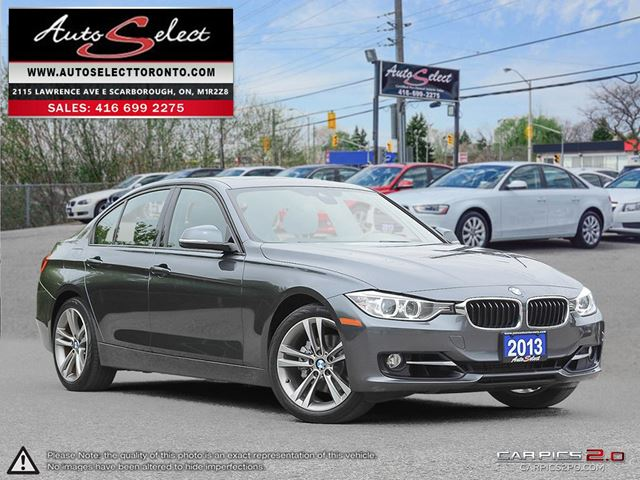 2013 BMW 3 SERIES 328 i xDrive AWD ONLY 82K! **TECHNOLOGY PKG ** SPORT PKG in Scarborough, Ontario
