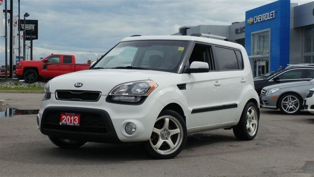 2013 KIA SOUL 2.0L, ONE OWNER, NO ACCIDENT, AUTO, PWR GRP in Newmarket, Ontario