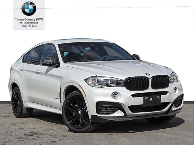 2017 BMW X6 xDrive35i in Markham, Ontario