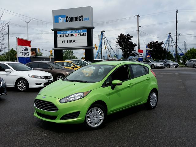 2014 Ford Fiesta ONLY $19 DOWN $37/WKLY!! in Ottawa, Ontario