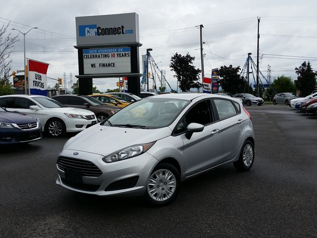 2015 Ford Fiesta ONLY $19 DOWN $37/WKLY!! in Ottawa, Ontario