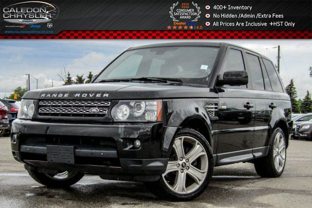 2013 Land Rover Range Rover Sport HSE LUX 4x4 Navu Sunroof Backup Cam Bluetooth Keyless Go 20Alloy Rims in Bolton, Ontario