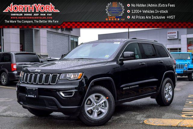 2017 jeep grand cherokee laredo 4wd sunroof trlrtowpkg 8 4uconnect bluetooth 17alloys. Black Bedroom Furniture Sets. Home Design Ideas
