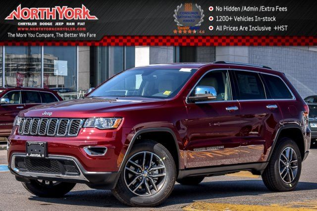 2017 Jeep Grand Cherokee Limited in Thornhill, Ontario