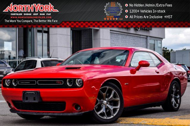 2016 Dodge Challenger R/T in Thornhill, Ontario