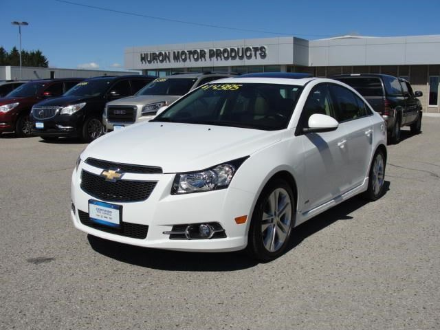 2013 Chevrolet Cruze LT Turbo in Exeter, Ontario
