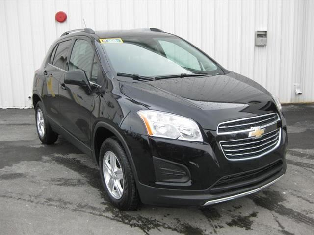 2016 CHEVROLET TRAX LT in Carbonear, Newfoundland And Labrador
