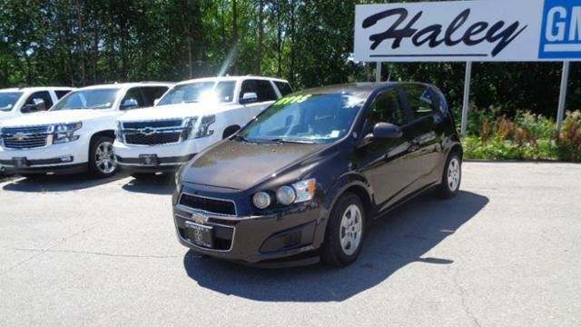 2013 Chevrolet Sonic LS in Sechelt, British Columbia