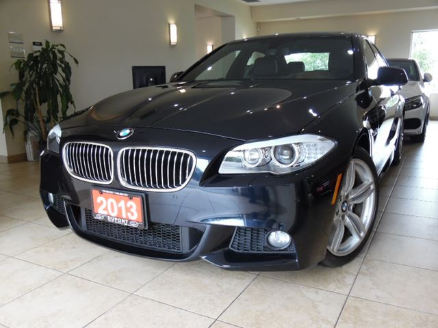 2013 BMW 5 Series 535i xDrive M Sport PKG|Heads-UP|Navi|360Cam! in Toronto, Ontario