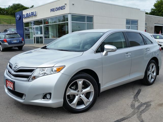 2014 TOYOTA VENZA AWD in Kitchener, Ontario