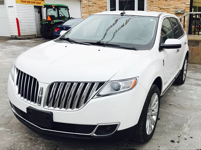 2011 LINCOLN MKX Limited AWD in Ottawa, Ontario