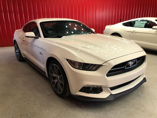2015 Ford Mustang 2dr Fastback GT 50 Years Limited Edition in Ottawa, Ontario
