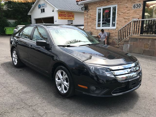 2012 Ford Fusion 4dr Sdn SE FWD in Ottawa, Ontario