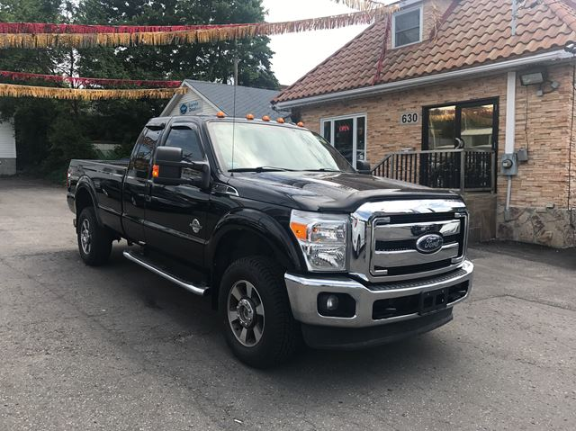 2011 Ford F-350  4WD SuperCab 158