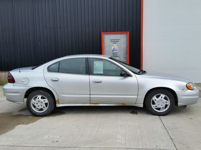2005 PONTIAC GRAND AM           in Jarvis, Ontario