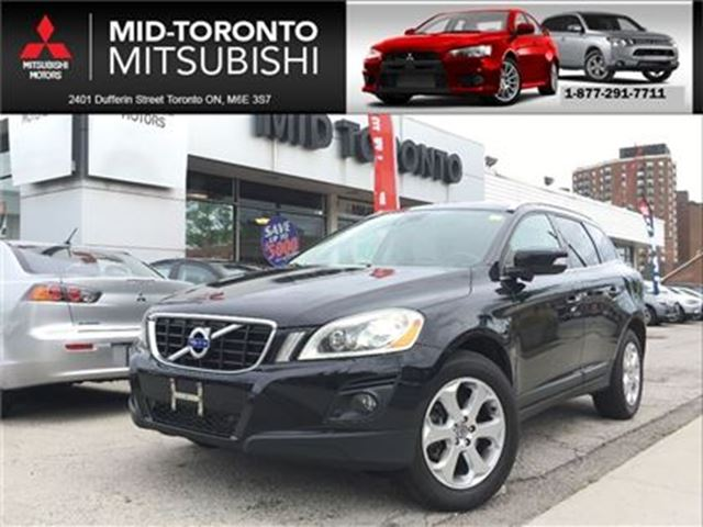 2010 Volvo XC60 T6 All Wheel Drive- two  sets of tires in Toronto, Ontario