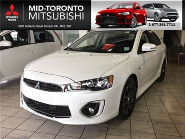 2017 MITSUBISHI LANCER SE LTD** New Vehicle... in Toronto, Ontario
