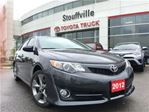 2012 Toyota Camry SE - Leather, Moonroof, Powerful V6 in Stouffville, Ontario