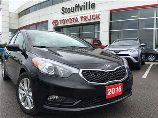 2016 KIA FORTE LX - Fuel Efficient, Super Clean! in Stouffville, Ontario