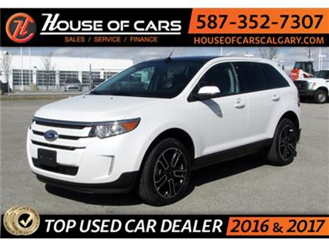 2013 FORD EDGE SEL / AWD/ Sun Roof / Back up Camera / Bluetooth in Calgary, Alberta