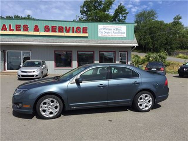 2011 Ford Fusion SE in New Glasgow, Nova Scotia
