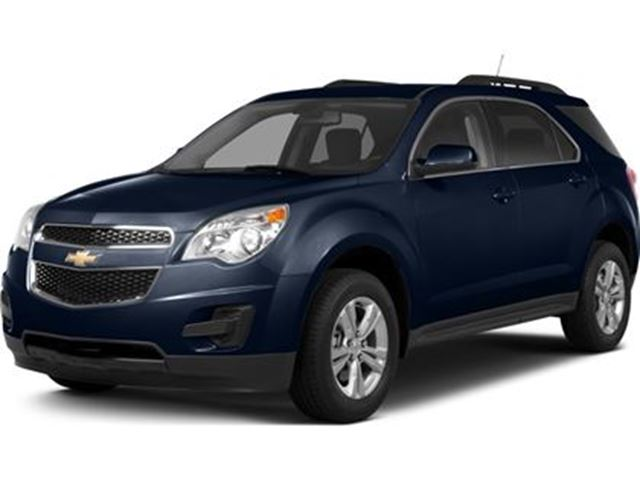 2015 CHEVROLET EQUINOX 1LT LT AWD LOADED in Edmonton, Alberta