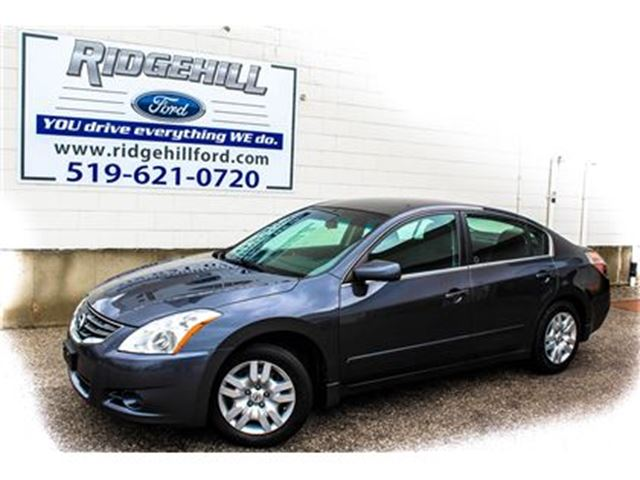 2012 Nissan Altima 2.5 S (CVT) in Cambridge, Ontario