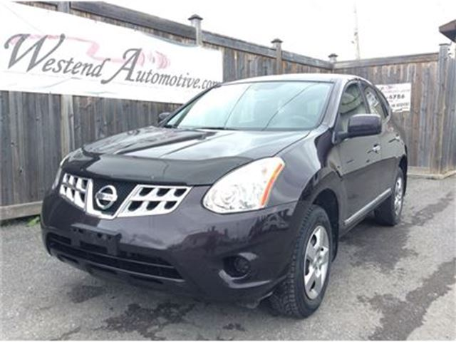 2011 NISSAN ROGUE S in Ottawa, Ontario