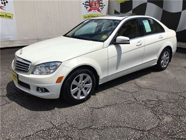 2010 MERCEDES-BENZ C-CLASS 250 in Burlington, Ontario