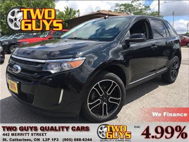 2014 FORD EDGE SEL SUN ROOF HEATED FRONT SEATS in St Catharines, Ontario