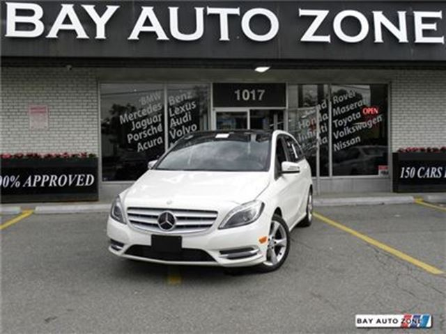 2014 MERCEDES-BENZ B-CLASS SPORTS TOURER PANORAMIC SUNROOF in Toronto, Ontario