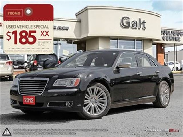 2012 CHRYSLER 300 LUXURY   HEMI   LOADED   ONLY $185 BI-WEEKLY* in Cambridge, Ontario