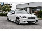 2016 BMW 550i xDrive in Ottawa, Ontario