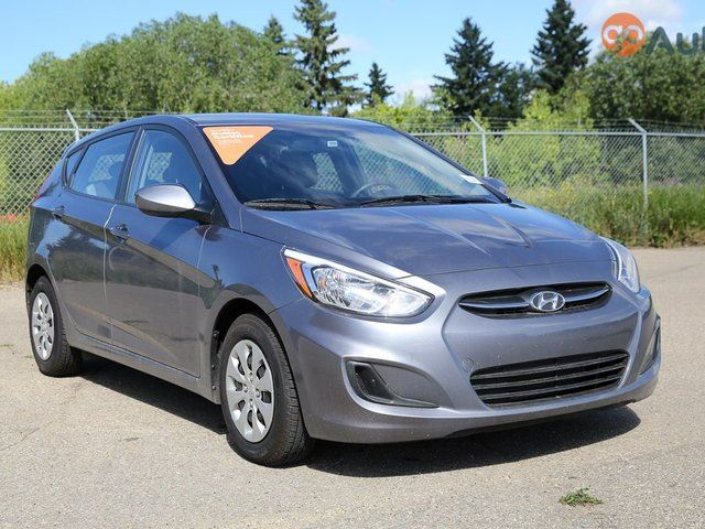2016 HYUNDAI ACCENT SE in Red Deer, Alberta