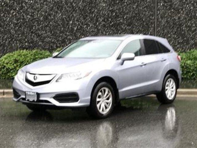 2016 ACURA RDX Tech at Navigation, AS NEW! in North Vancouver, British Columbia