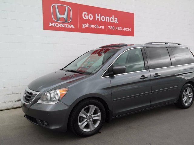 2010 honda odyssey touring edmonton alberta car for. Black Bedroom Furniture Sets. Home Design Ideas