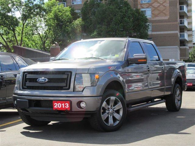 2013 Ford F-150 FX4 SuperCrew 5.5-ft. Bed 4WD in Toronto, Ontario