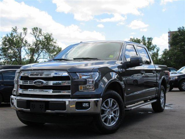 2016 Ford F-150 XLT SuperCrew 6.5-ft. Bed 4WD in Toronto, Ontario